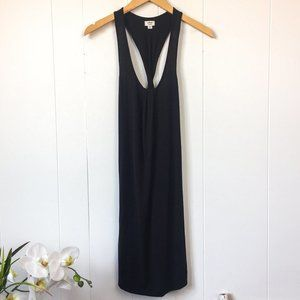 Aritzia Wilfred Racer Back with Twist Dress XS